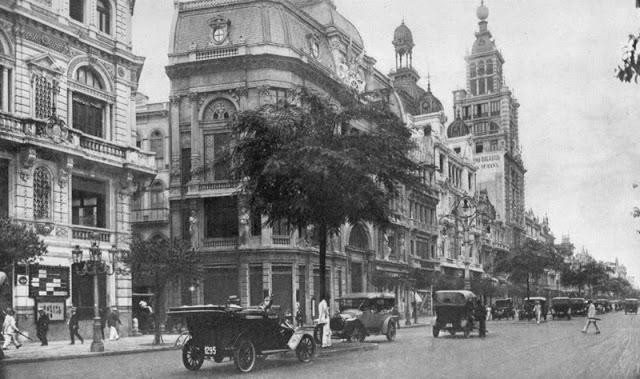 Rio de Janeiro, Brazil,1910s