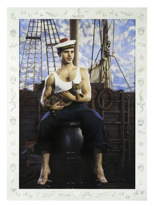 Sailor by Pierre et Gilles