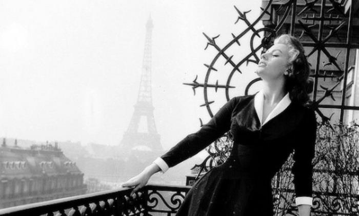 Sophia Loren inParis