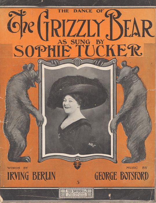 The Dance of the GrizzlyBear