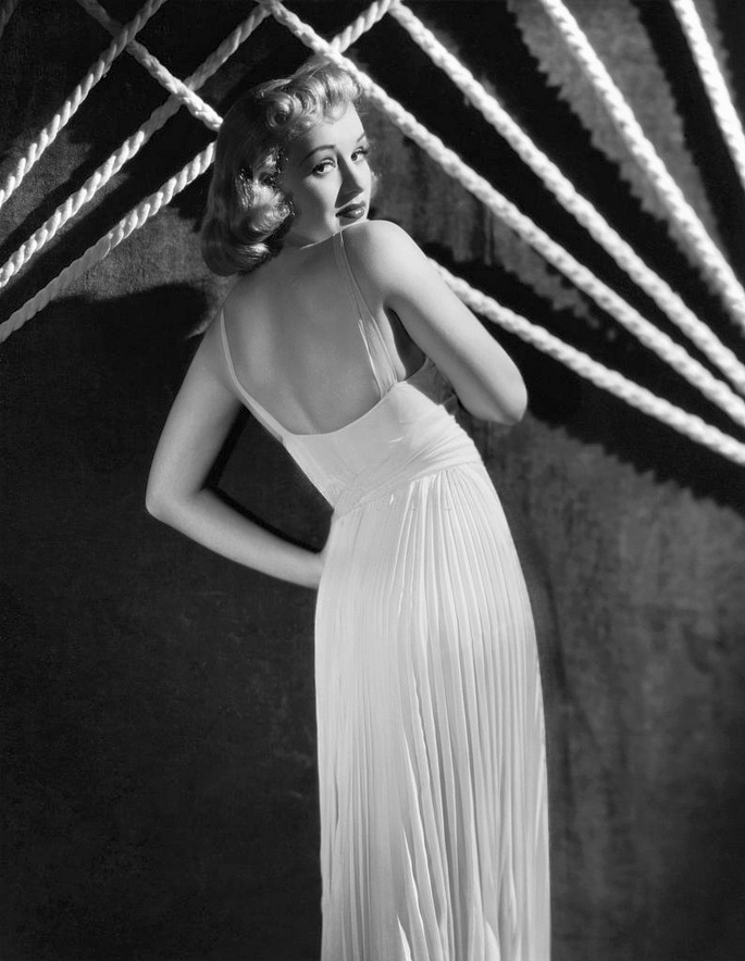 Betty Grable, 1939