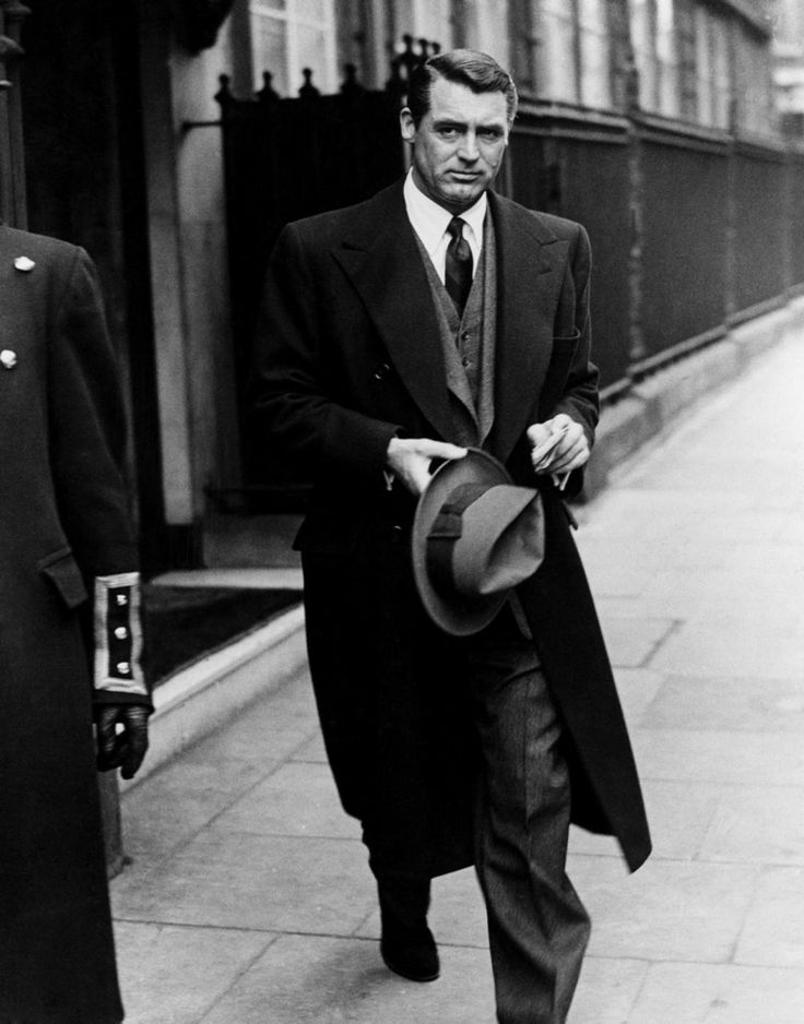 Cary Grant in London,1950s