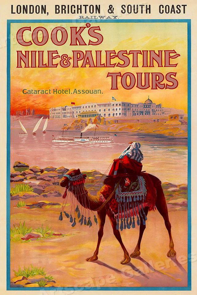 Cook's Nile & PalestineTours