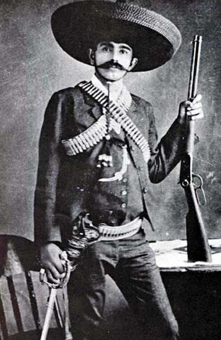 Young Zapata, México