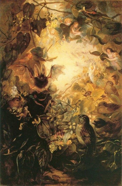"Florence Vernon – ""The FairyHaunt"""