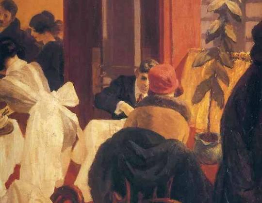 Painting by EdwardHopper