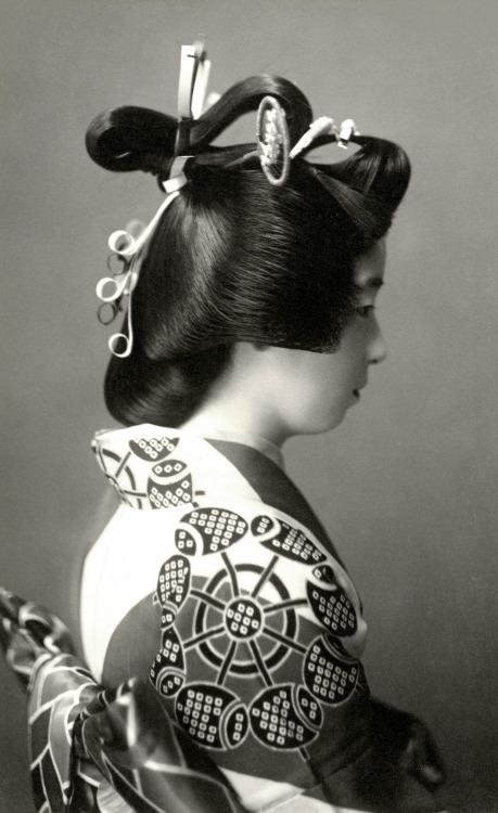 Geisha, Japan, 1920s