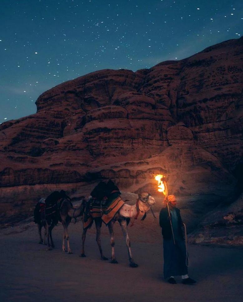 Near Petra, Jordan