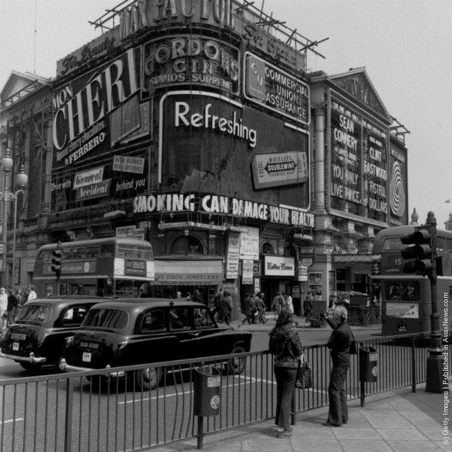 London, 1971