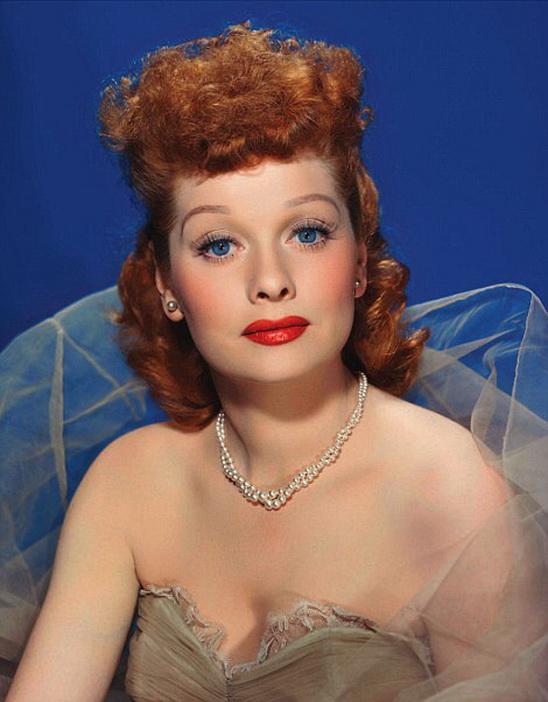 Lucille Ball, circa1950