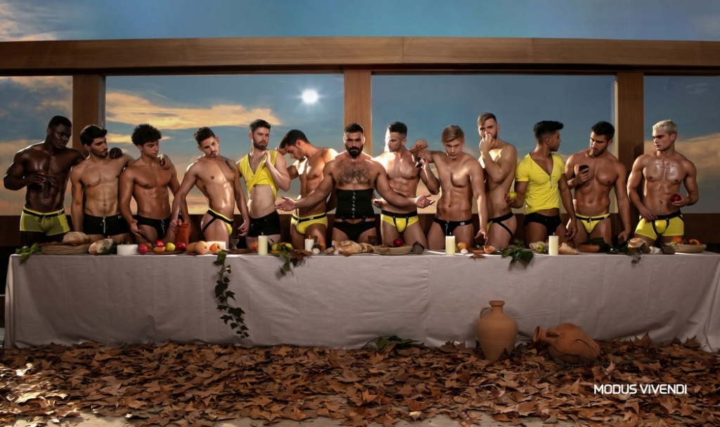 The Last Supper by ModusVivendi