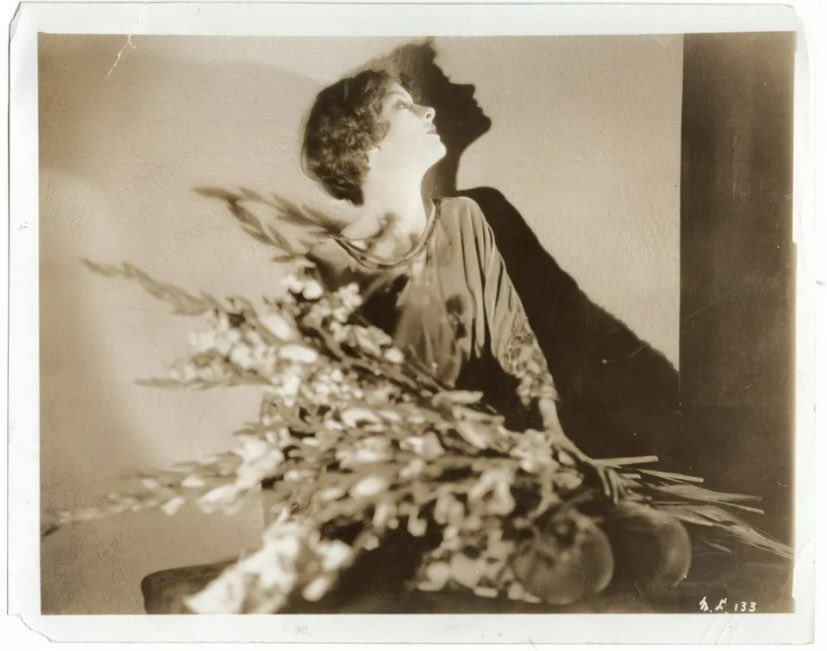 """Myrna Loy in """"The Girl From Chicago"""",1927"""