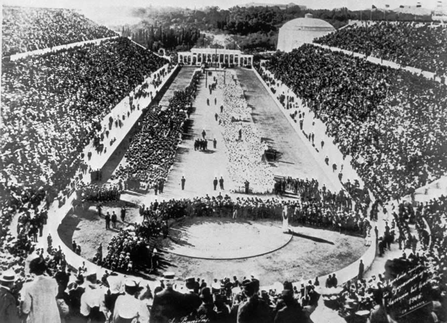 Olympic Games, Athens,1896