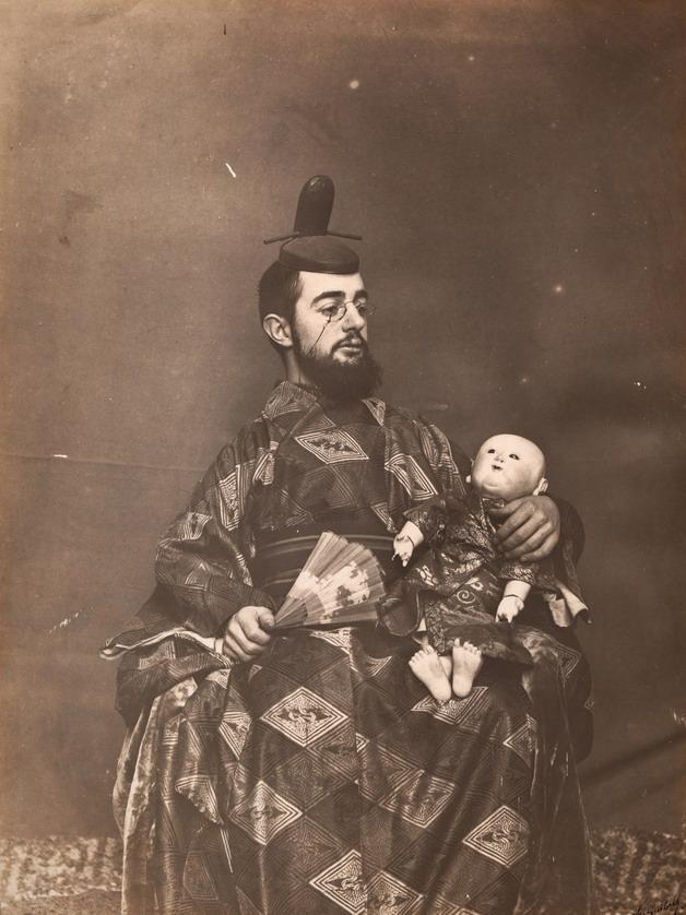 Henri de Toulouse-Lautrec, being odd,1800s