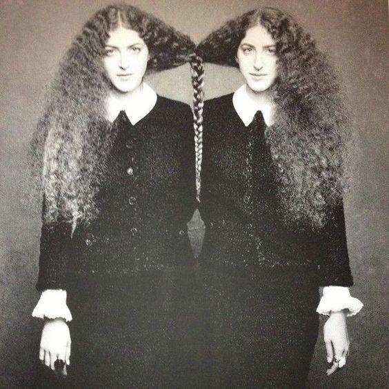Identical twins