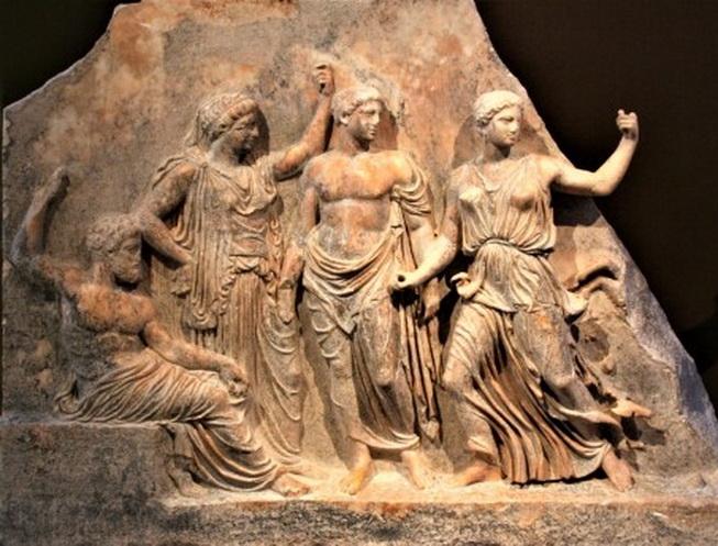 Zeus and family