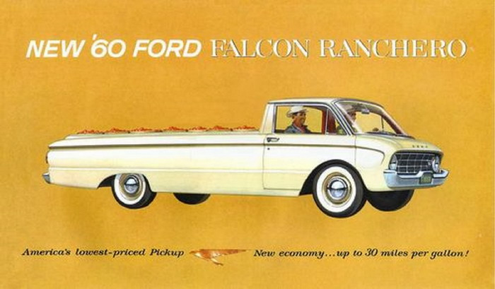 1960 Ford FalconRanchero