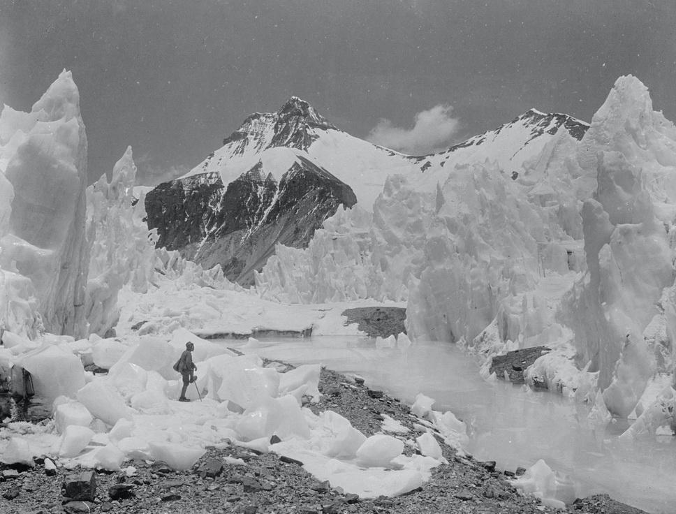 Mountain climber, 1930s