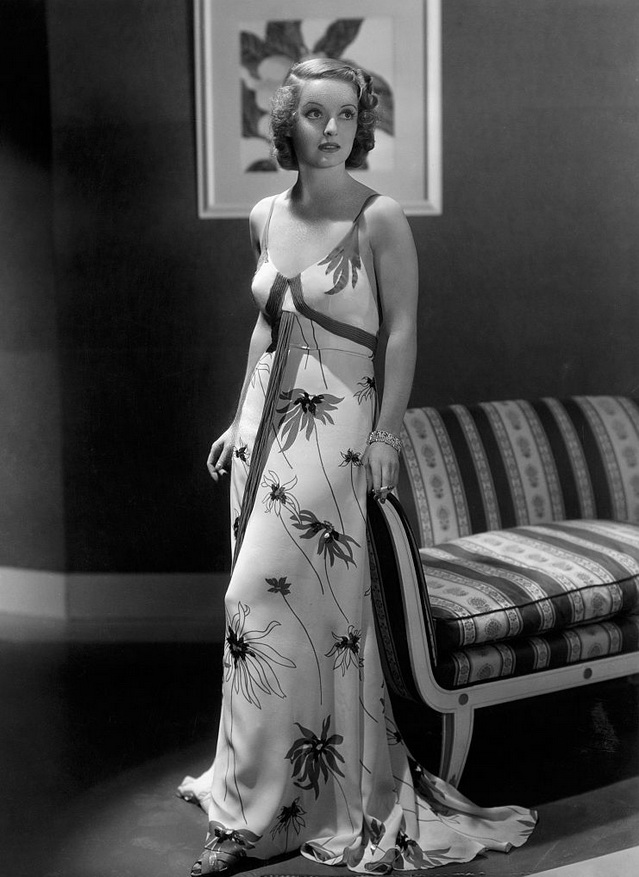 Bette Davis, photo by John Springer,1937