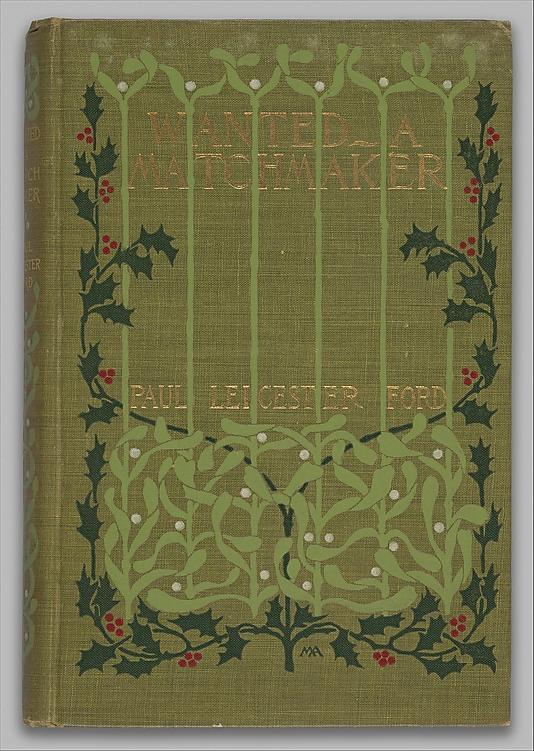 Art Nouveau BookCover