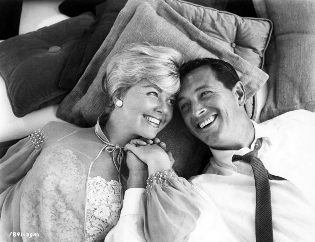 Doris Day and Rock Hudson,1950s