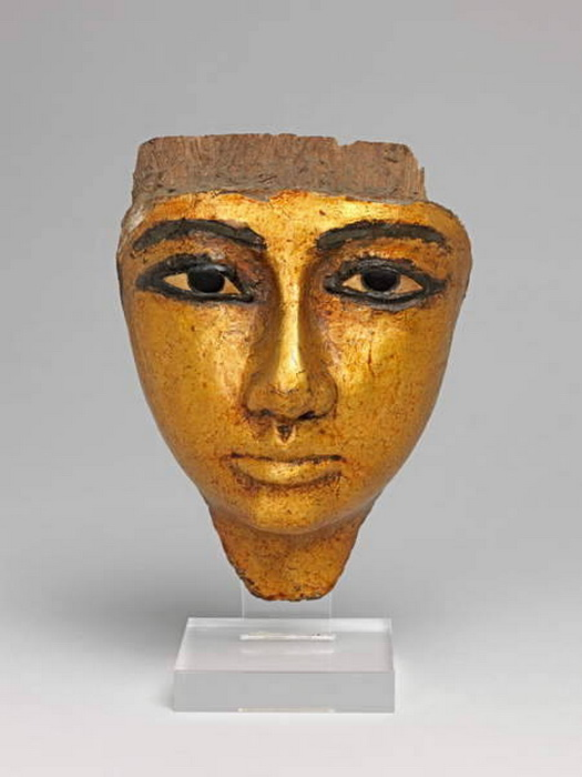 Ancient Egyptian burial mask (I think for amummy?)