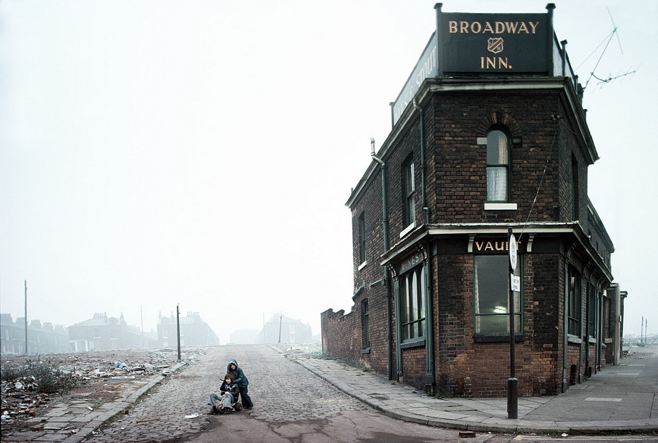 Manchester, England, by John Bulmer,1977