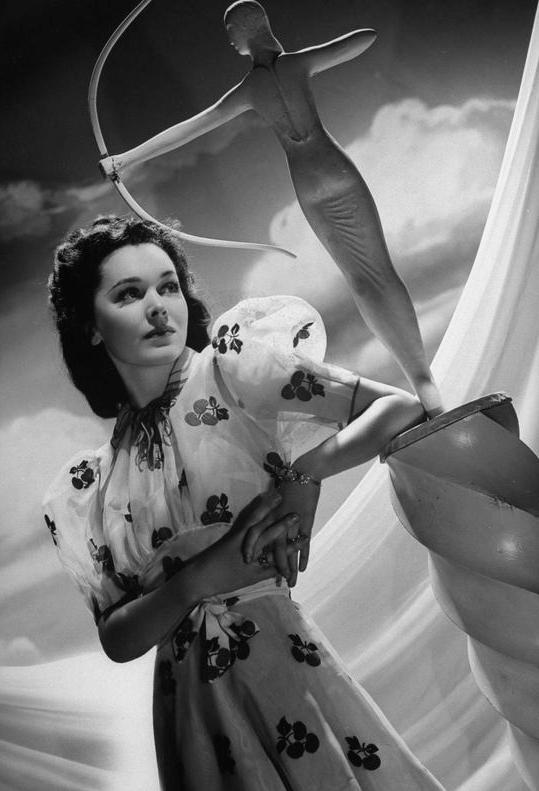 Maureen O'Sullivan, circa1940