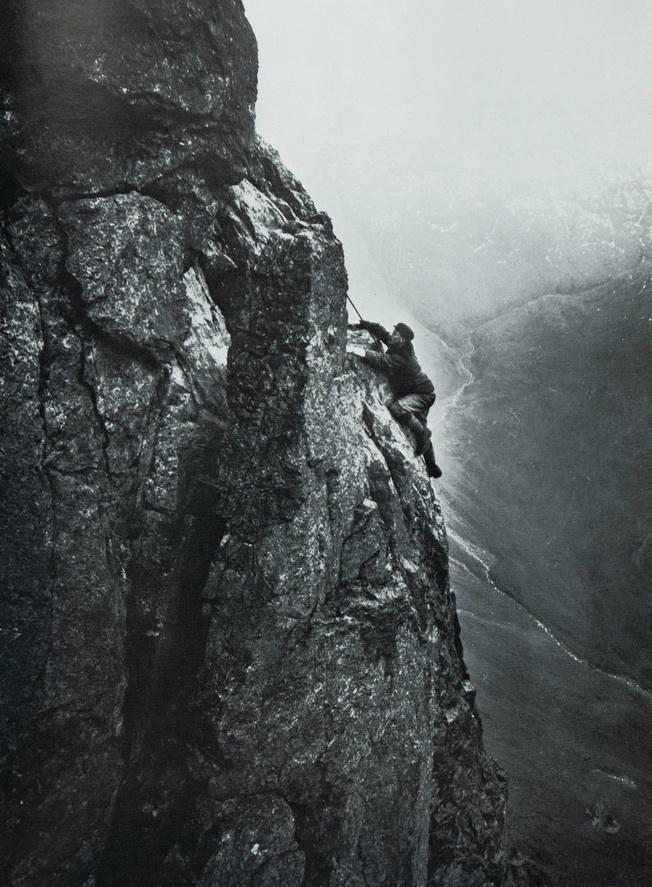 Mountain climber, UK,1890s