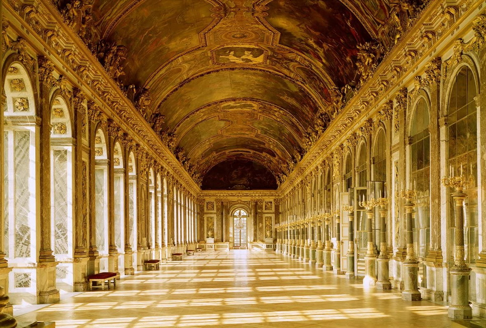 Hall of Mirrors,Versailles