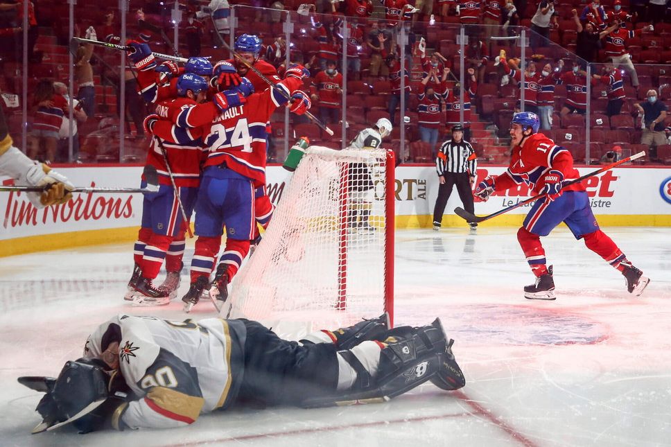 The Montréal Canadiens are going to the Stanley CupFinals!!!!!!