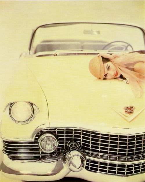 Cadillac ad, 1950s