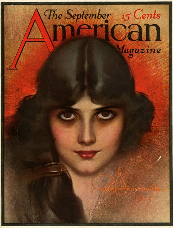 American magazine, 1919