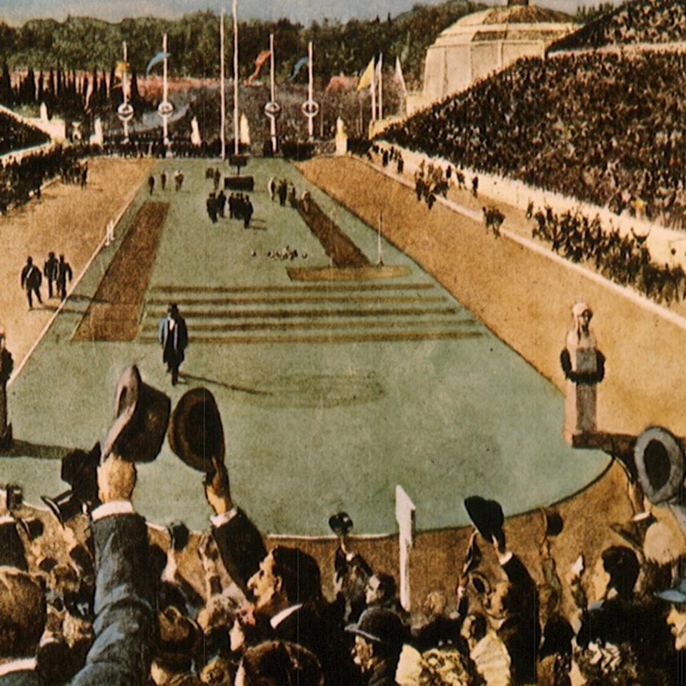 Athens Olympics, 1896