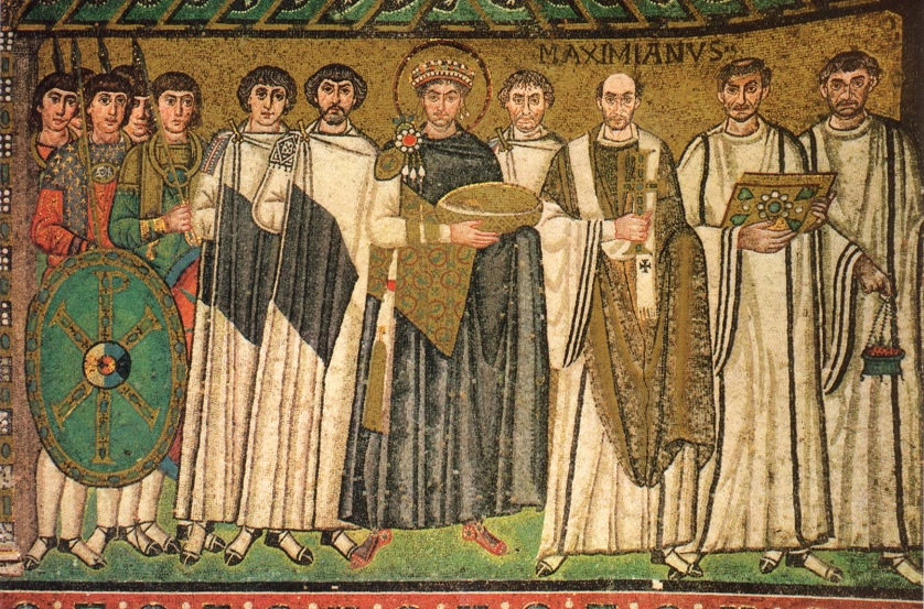 Byzantine art, Ravenna,Italy
