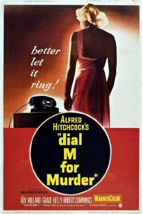 """""""Dial M For Murder"""",1954"""