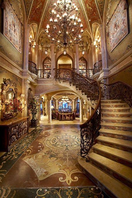 Ornate Interior