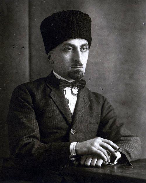 Konstantine Gamsakhurdia, Writer, Republic ofGeorgia