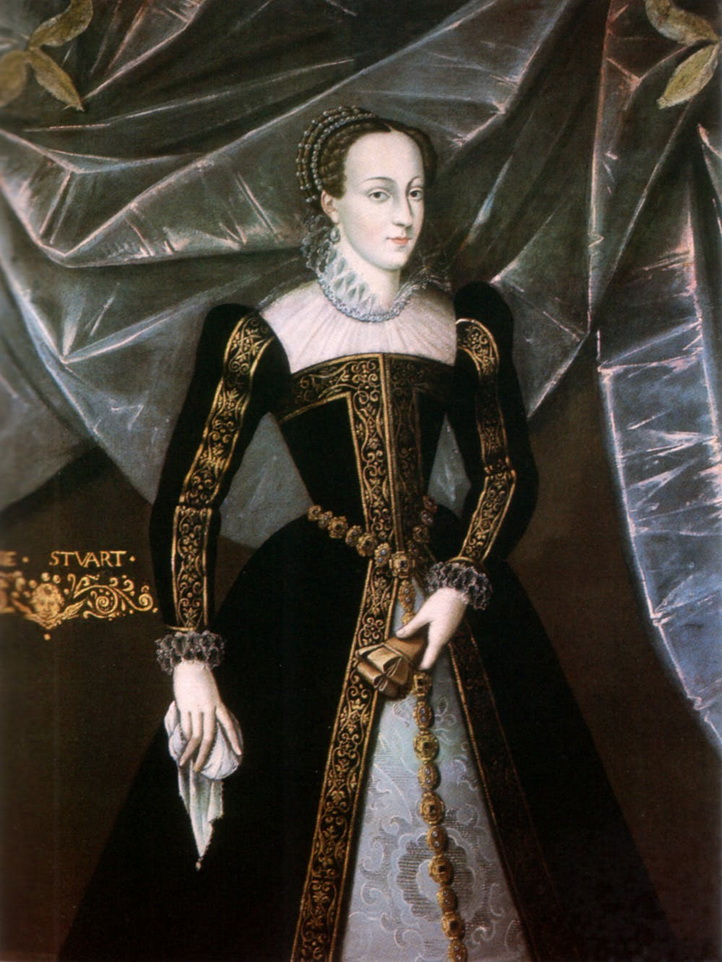 Mary, Queen of Scots,1500s
