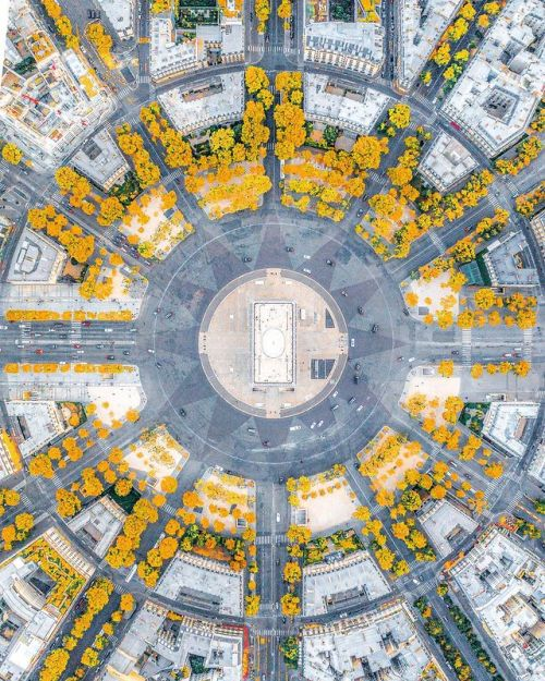L'Arc de Triomphe,Paris
