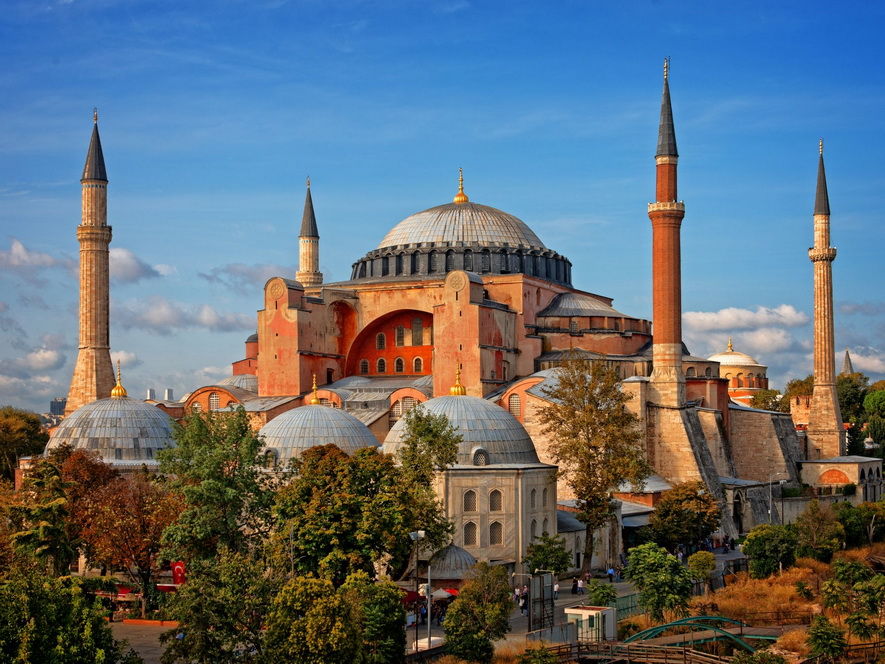 Haggia Sophia, Istanbul,Turkey