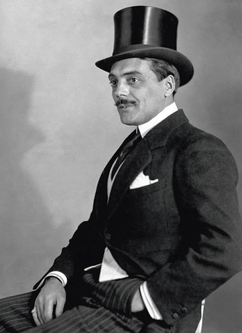 French silent film actor MaxLinder