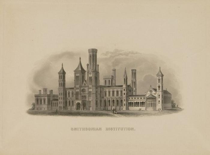 The Smithsonian Institution, WashingtonDC