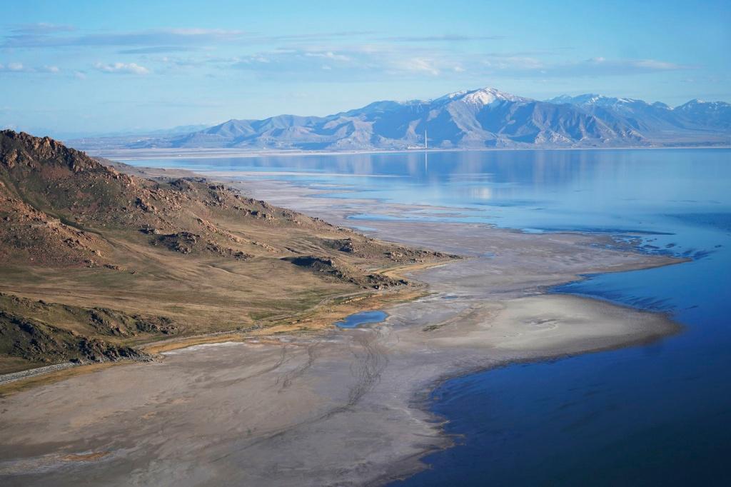 Great Salt Lake,Utah