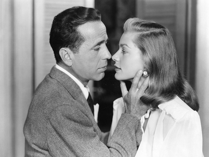 Humphrey Bogart and LaurenBacall