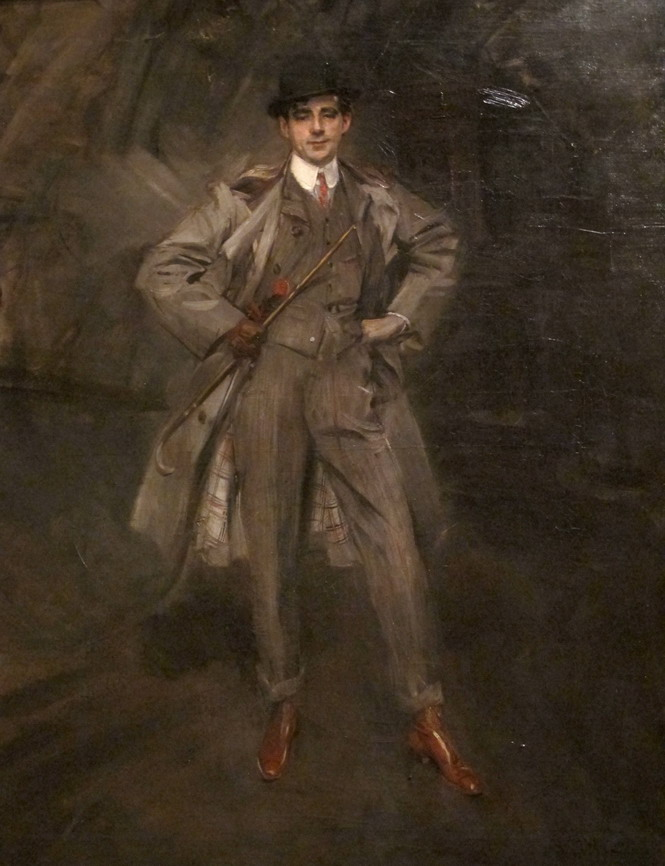 Painting by Giovanni Boldini,1902