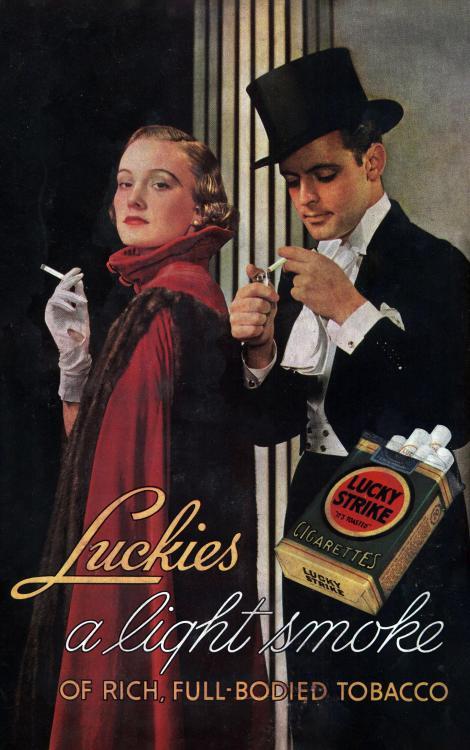 Lucky Strikes, 1930s