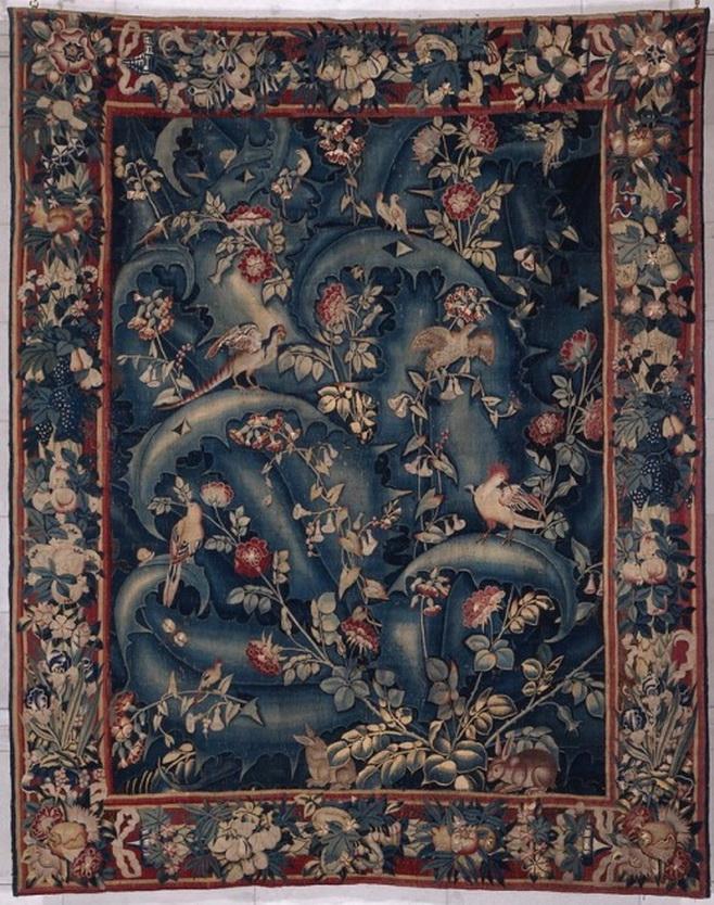 Flemish Tapestry, 1500s