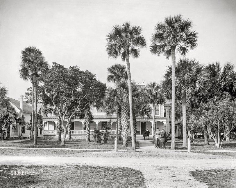 Mildred Lodge, Ormond, Florida1915