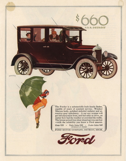 Ford, 1910s